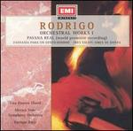 Rodrigo: Orchestral Works, Vol. 1