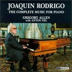 Rodrigo: The Complete Music for Piano
