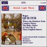 Roger Quilter: British Light Music - Czecho-Slovak Radio Symphony Orchestra; Adrian Leaper (conductor)