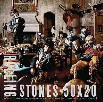 Rolling Stones 50x20 - Murray, Chris