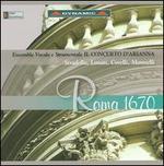 Roma 1670: Stradella, Lonati, Corelli, Mannelli