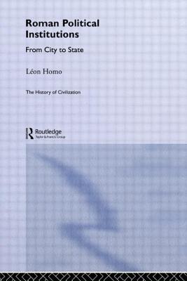 Roman Political Institutions - Homo, Leon