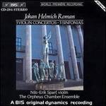 Roman: Violin Concertos; Sinfonias