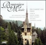 Romanian Music for Clarinet and Piano