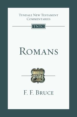 Romans - Bruce, Frederick Fyvie (Editor)
