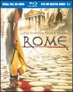 Rome: The Complete Second Season [5 Discs] [Blu-ray]