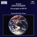 Ronald Stevenson: Passacaglia on DSCH