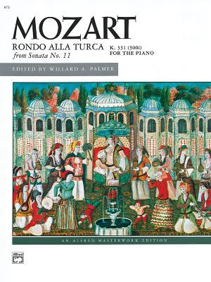 Rondo Alla Turca (from Sonata No. 11, K. 331/300i): Sheet - Mozart, Wolfgang Amadeus (Composer)