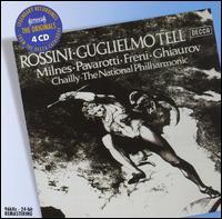 Rossini: Guglielmo Tell - Cesar Antonio Suarez (vocals); Della Jones (vocals); Elizabeth Connell (vocals); Ferruccio Mazzoli (vocals);...