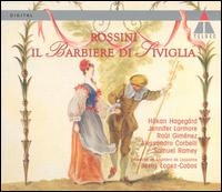 Rossini: Il Barbiere di Siviglia - Alessandro Corbelli (vocals); Barbara Frittoli (vocals); Håkan Hagegård (vocals); Jennifer Larmore (vocals);...