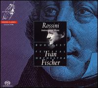 Rossini: Instrumental Music - Ákos Ács (clarinet); András Szabó (horn); Balázs Kovács (horn); Dávid Bereczky (horn); Dudu Carmel (oboe);...