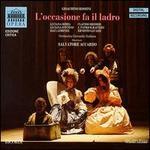 Rossini: L'occasione fa il ladre - Claudio Desderi (vocals); Ernesto Gavazzi (vocals); J. Patrick Raftery (vocals); Luciana D'Intino (vocals);...