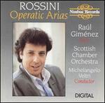 Rossini: Operatic Arias