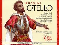 Rossini: Otello - Aline Brewer (harp); Barry Banks (vocals); Bruce Ford (vocals); Dominic Natoli (vocals); Elizabeth Futral (vocals);...