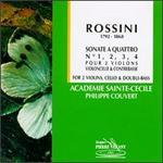 Rossini: Sonate a Quattro Nos. 1, 2, 3 & 4