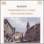 Rossini: String Sonatas Nos. 4. 5. & 6