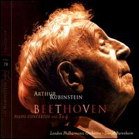 Rubinstein Collection, Vol. 78 - Arthur Rubinstein (piano); London Philharmonic Orchestra; Daniel Barenboim (conductor)