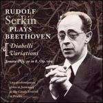 Rudolf Serkin plays Beethoven