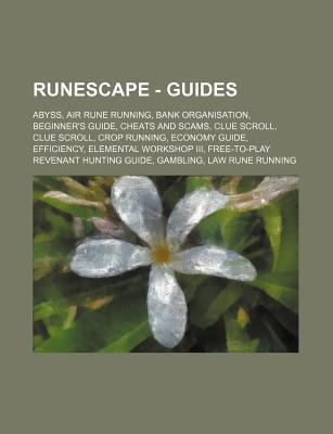 Runescape - Guides: Abyss, Air Rune Running, Bank