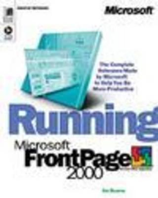 Running Microsoft FrontPage 2000 - Buyens, Jim