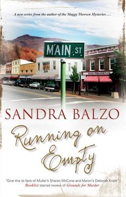 Running on Empty - Balzo, Sandra