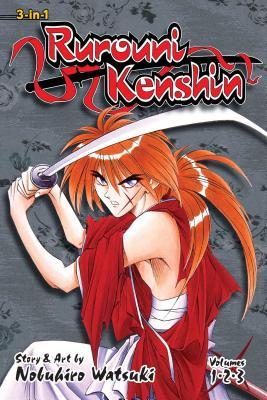 Rurouni Kenshin (3-In-1 Edition), Vol. 1, Volume 1: Includes Vols. 1, 2 & 3 - Watsuki, Nobuhiro