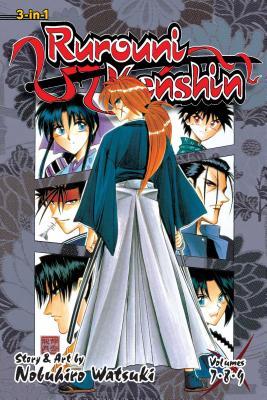 Rurouni Kenshin (3-In-1 Edition), Vol. 3, Volume 3: Includes Vols. 7, 8 & 9 - Watsuki, Nobuhiro