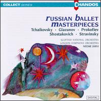 Russian Ballet Masterpieces - Neeme J�rvi (conductor)
