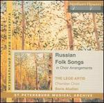 Russian Folk Songs in Choir Arrangements