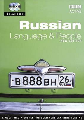 RUSSIAN LANGUAGE AND PEOPLE CD 1-2 (NEW EDITION) -