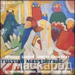 Russian Masquerade: Prokofiev, Scriabin, Arensky, Tchaikovsky