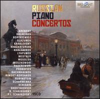 Russian Piano Concertos - Bernd Glemser (piano); Boris Giltburg (piano); Derek Han (piano); Evgeny Kissin (piano); Felicja Blumental (piano);...