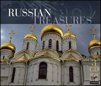 Russian Treasures - Dmitri Alexeev (piano); Gautier Capuçon (cello); Jean-Bernard Pommier (piano); Jean-Yves Thibaudet (piano);...