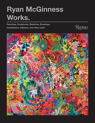 Ryan McGinness Works: Paintings, Sculptures, Sketches, Drawings, Installations, Editions and Other Stuff - Halley, Peter, and Byrne, David, and Neil, Jonathan T D