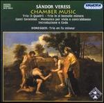 Sándor Veress: Chamber Music