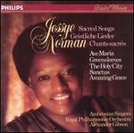 Sacred Songs - Ambrosian Singers (vocals); Christopher Bowers-Broadbent (organ); Jessye Norman (soprano); Royal Philharmonic Orchestra; Alexander Gibson (conductor)