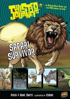Safari Survivor: Book 21 - Smith, Anne, and Smith, Owen