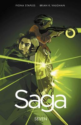 Saga, Volume 7 - Vaughan, Brian K, and Staples, Fiona