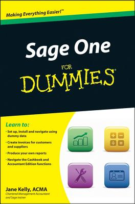 Sage One For Dummies - Kelly, Jane