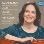 Saint-Sa�ns: Cello Concerto in A minor; Lalo: Cello Concerto in D minor; Faur�: Elegy in C minor