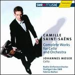 Saint-Saëns: Complete Works for Cello & Orchestra