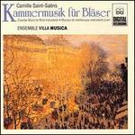 Saint-Saëns: Kammermusik für Bläser