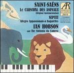 Saint-Saëns: Le Carnaval des Animaux; Septet; Allegro Appassionato; Bagatelles