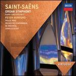 Saint-Sa�ns: Organ Symphony; Piano Concerto No. 2 - Pascal Rog� (piano); Peter Hurford (organ); Charles Dutoit (conductor)