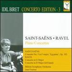 Saint-Saëns, Ravel: Piano Concertos