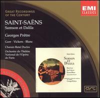 Saint-Saëns: Samson et Dalila - Anton Diakov (vocals); Ernest Blanc (vocals); Jacques Pottier (vocals); Jean-Pierre Huteau (vocals); Jon Vickers (vocals);...
