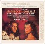 Saint-Saëns: Samson et Dalila - Agnes Baltsa (vocals); Donald Smith (vocals); Jonathan Summers (vocals); José Carreras (vocals); Paata Burchuladze (vocals);...