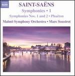 Saint-Saëns: Symphonies, Vol. 1