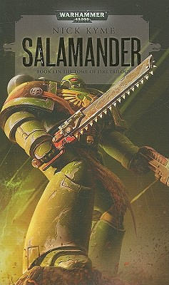Salamander - Kyme, Nick
