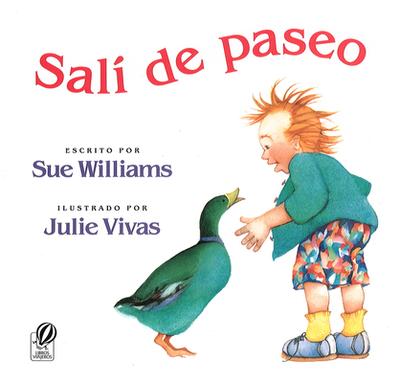 Sali de Paseo (I Went Walking) - Williams, Sue